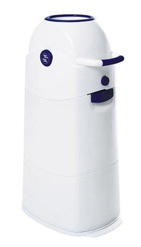 Geruchsdichter Windeleimer Diaper Champ medium - für...