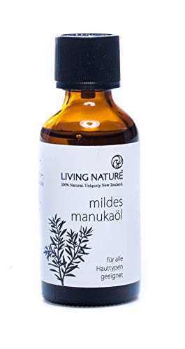 Cobicos / Living Nature Mildes Manukaöl (1x 50ml)