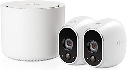 Arlo HD WLAN Überwachungskamera, 2er Set, kabellos, Innen /...