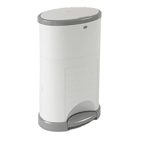 KORBELL - STANDARD - Windelabfallbehälter - 16 L - Weiß -...