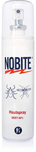 NOBITE Hautspray, Insektenschutzspray zum Auftragen auf die...