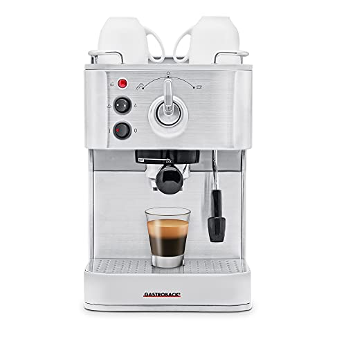 Gastroback 42606 Design Espresso Plus, Espressomaschine,...