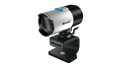 Microsoft Q2F-00015 LifeCam Studio HD Webcam (Skype...