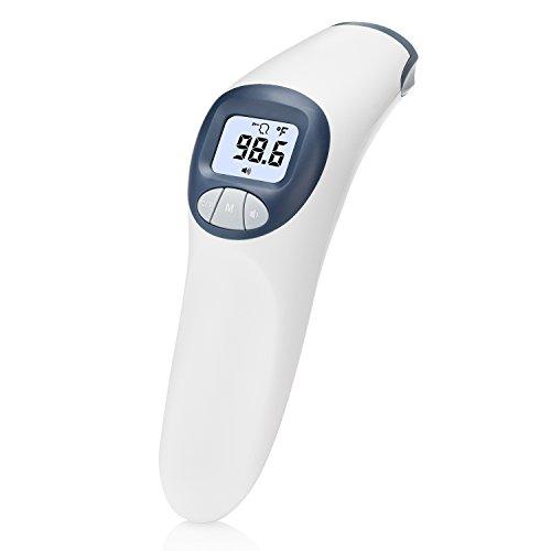 MeasuPro Berührungsloses Stirn- und Fieberthermometer für...