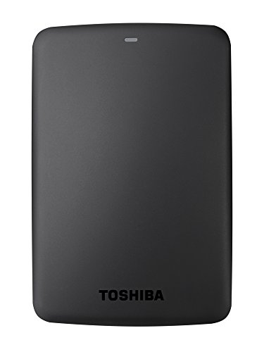 Toshiba Canvio Basics 2 TB Mobile Festplatten (6,4 cm (2,5...