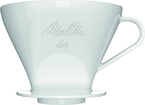 Melitta 1x4 Permanent Porzellan Kaffeefilter /...