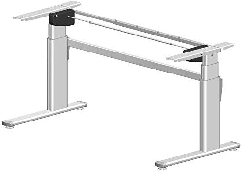 Ergobasis elektrisches Tischgestell 2020, stufenlos...