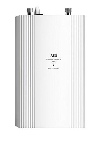 AEG Haustechnik Elektronischer Durchlauferhitzer DDLE...