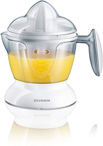 SEVERIN CP3536 Citruspresse (25 W, mit 2 Presskegel, 750 ml...