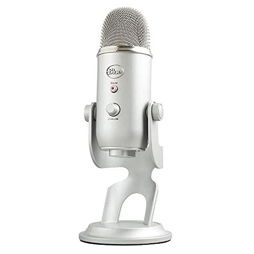 Blue Microphones Yeti Professionelles USB-Mikrofon für...