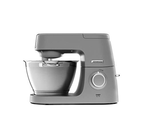 Kenwood Chef Elite KVC5320S Küchenmaschine, 4,6 l Edelstahl...