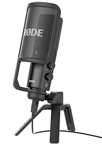Rode NTUSB Studioqualität USB-Kondensatormikrofon mit...