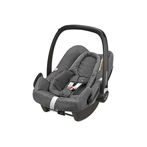 Maxi-Cosi Rock Babyschale, sicherer i-Size Kindersitz,...