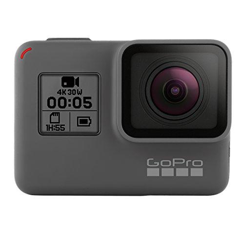 GoPro HERO5 Black Action Kamera (12 Megapixel) schwarz/grau...