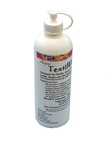 Anjas Textilkleber® 180 g - waschbar bis 95°C- geeignet...