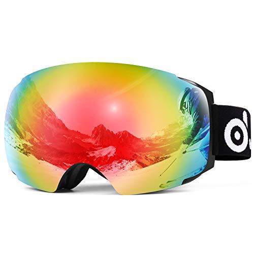 Odoland Skibrille mit magnetisch wechselsystem...