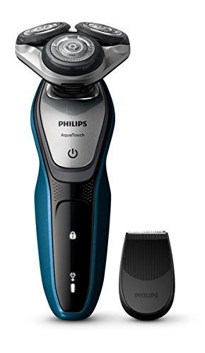 Philips AquaTouch Nass- und Trockenrasierer...
