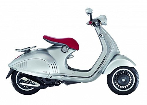 Vespa 946 ABS Modell 2014, Farben:Silber