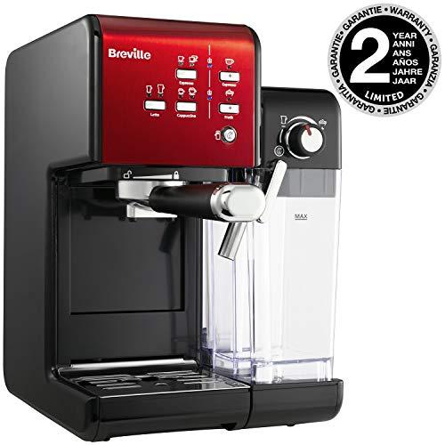 Breville PrimaLatte II Kaffee- und Espressomaschine...