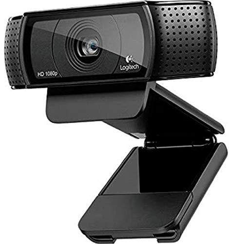 Logitech C920 HD Pro Webcam (USB, Autofokus, Mikrofon)...