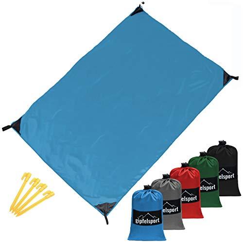 gipfelsport Picknickdecke - Outdoor Picknick Decke I...