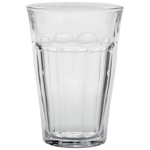 Duralex 510320 Picardie Wasserglas, 360 ml, Glas,...
