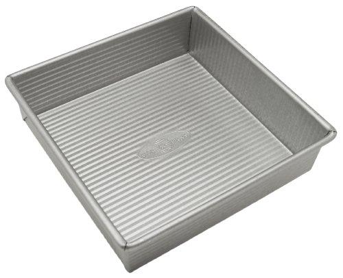 22,9 cm rund, Set/2 9-Inch Round Aus aluminiertem Stahl