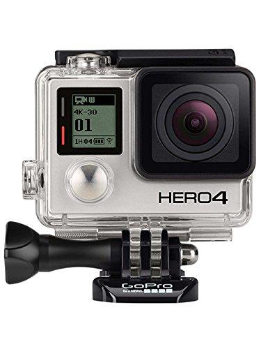 GoPro HERO4 Black Adventure Actionkamera (12 Megapixel, 41,0...