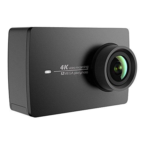 YI 4K Action Kamera 4K/30fps Videoaufnahme 12MP ActionCam...
