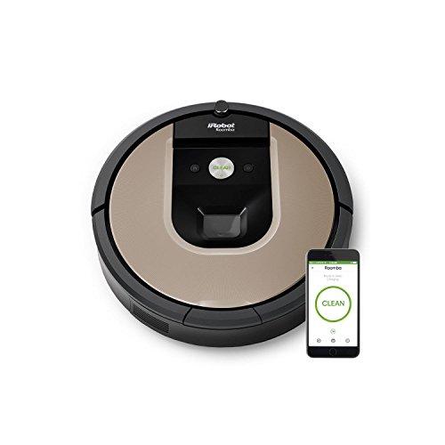 Die Roboter Staubsauger Robot Roomba 966