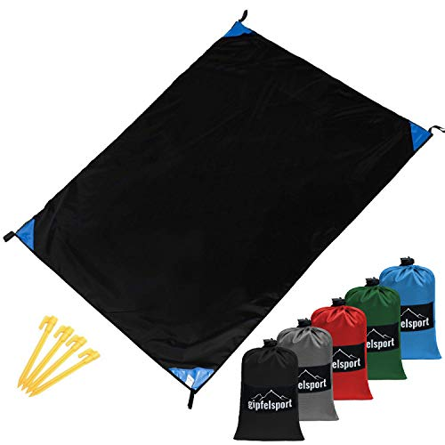 gipfelsport Picknickdecke - Outdoor Picknick Decke I...