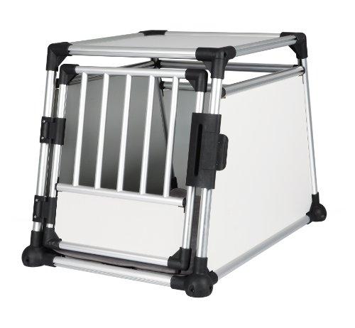 Trixie 39342 Transportbox, Aluminium, M–L: 63 × 65 × 90...