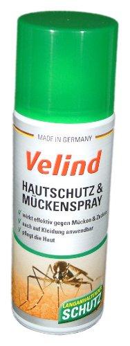 Velind Hautschutz und Mückenspray Zeckenspray 200 ml