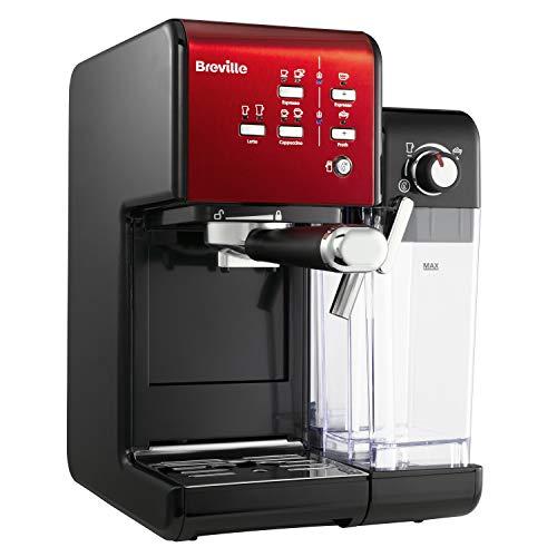 Breville Prima Latte II Espresso | Milchkaffee- und...