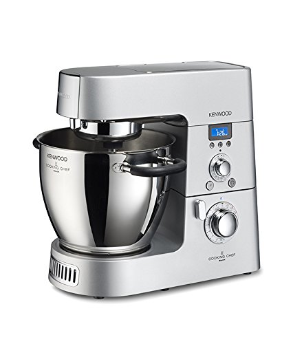 Kenwood Cooking Chef KM096 Küchenmaschine (1500 Watt,...
