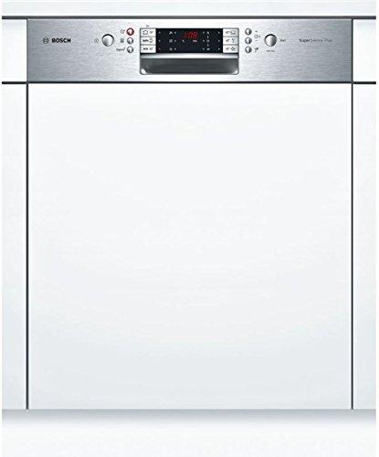Bosch SMI69P55EU Serie 6 Geschirrspüler / 60 cm / edelstahl...