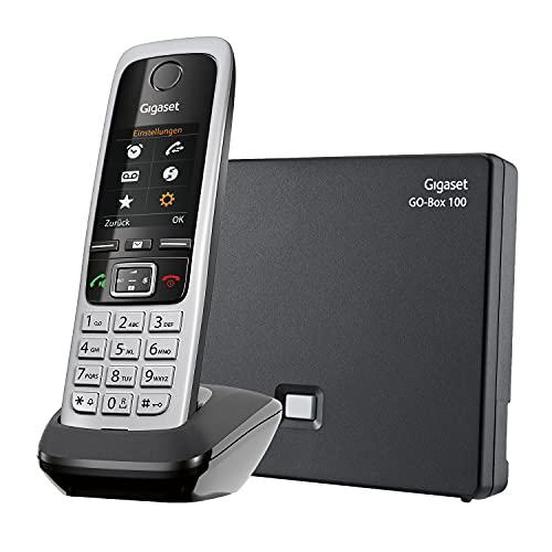 Gigaset C430A GO - Schnurlostelefon mit Anrufbeantworter -...