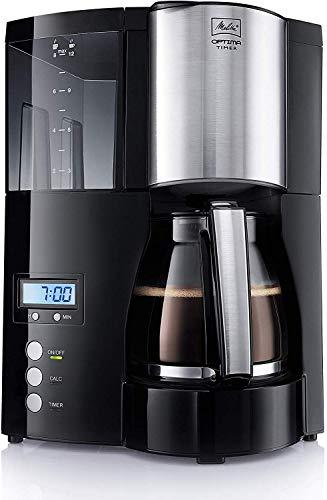 Melitta Optima Timer 100801 Filter-Kaffeemaschine mit Timer...