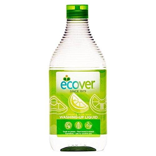 Ecover Ökologisches Geschirrspülmittel Zitrone und Aloe...