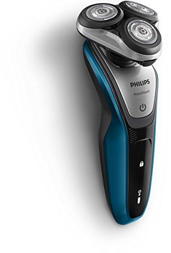 Philips S5420/06 AquaTouch Nass- und Trockenrasierer,...