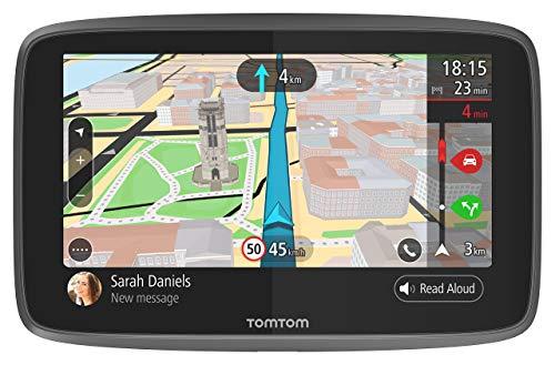 TomTom Navigationsgerät GO 6200 (6 Zoll, Stauvermeidung...