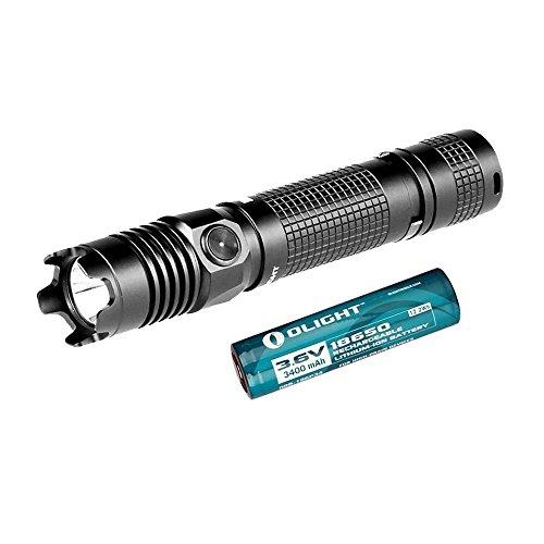 OLIGHT® M1X Striker LED Taschenlampe mit 18650 3400mAh Akku