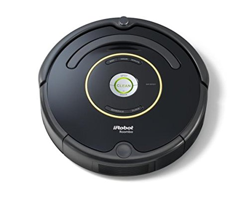 iRobot Roomba 650 Saugroboter (hohe Reinigungsleistung mit...