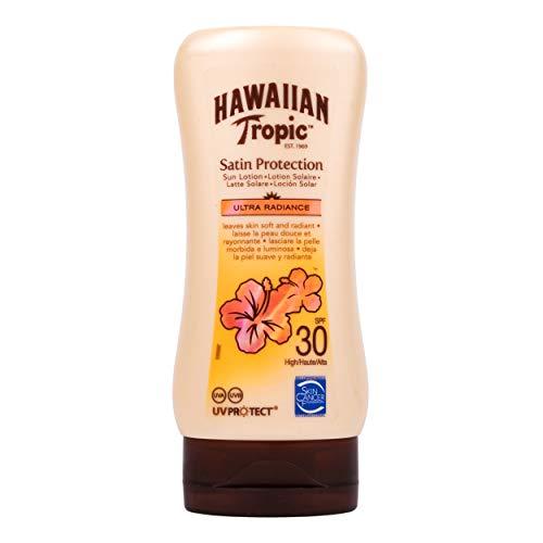 Hawaiian Tropic Satin Protection Sun Lotion Sonnencreme LSF...