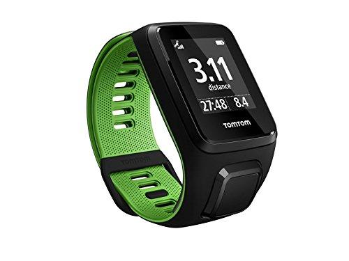 TomTom Runner 3 Cardio GPS-Sportuhr (Eingebauter...