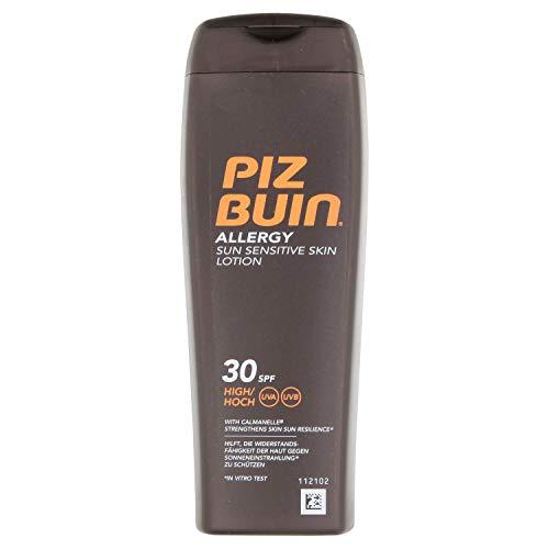 PIZ BUIN Allergy Sensitive Skin Sun Lotion LSF 30 –...