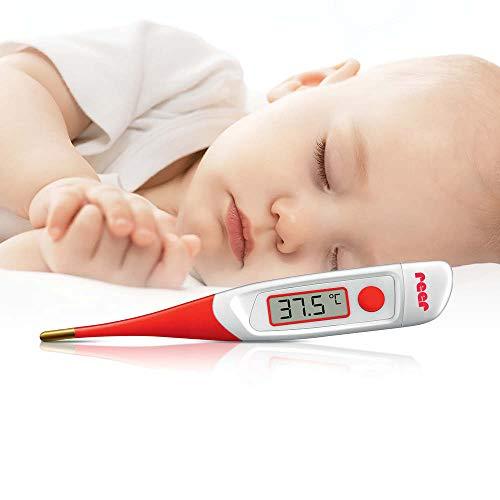 reer 9840 Digitales Express-Fieber-Thermometer fürs Baby,...