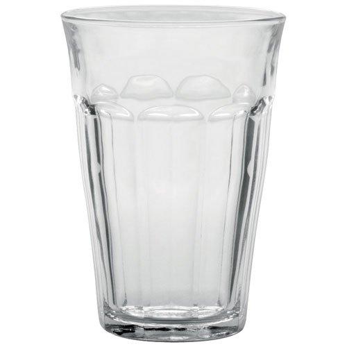 Duralex 510320 Picardie Trinkglas, Wasserglas, Saftglas,...