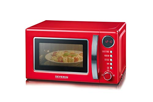 SEVERIN MW 7893 2-in-1 Mikrowelle (700W, mit Grillfunktion,...