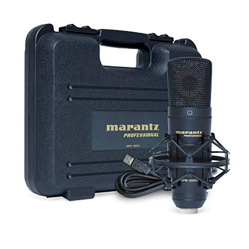Marantz Professional MPM-2000U - USB-Kondensatormikrofon...